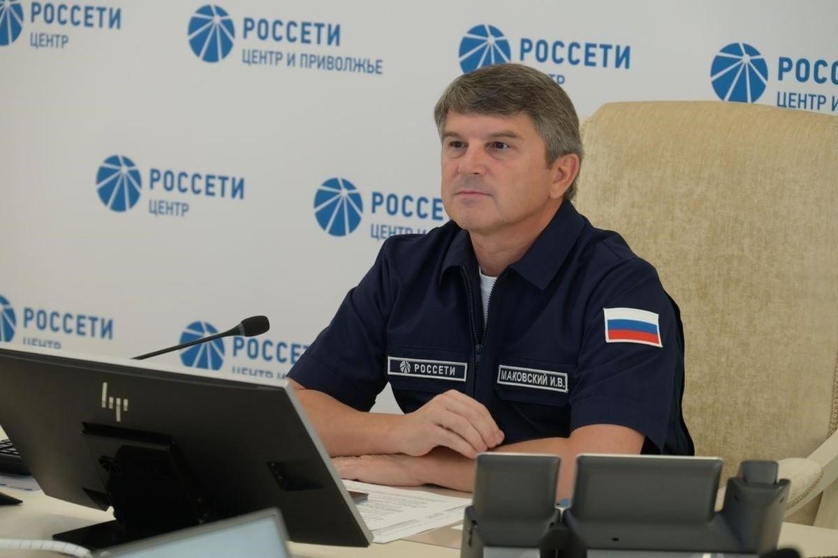 Игорь Маковский подвел итоги работ по ликвидации последствий урагана в ночное время