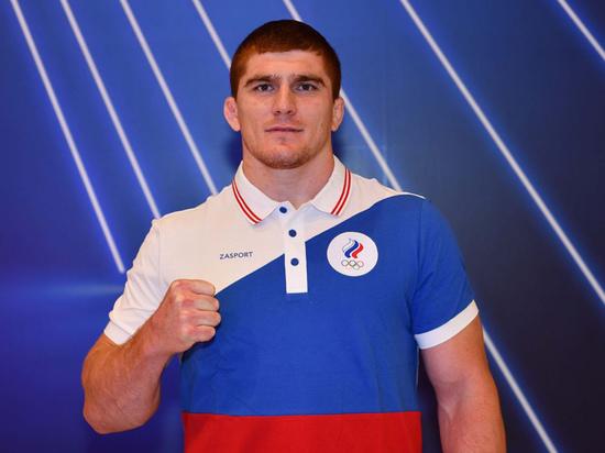 Борец греко-римского стиля Евлоев принес России 13-е золото Олимпиады