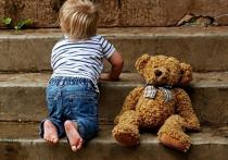 В подмосковном Жуковском ночью найдена маленькая девочка, которой на вид около двух лет