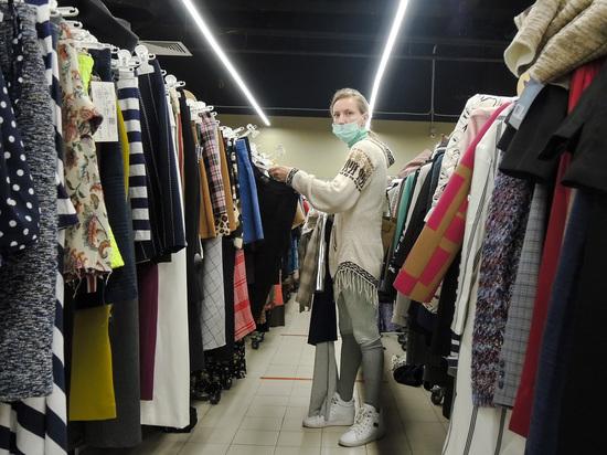 Россияне стали больше тратиться на одежду и обувь во время пандемии