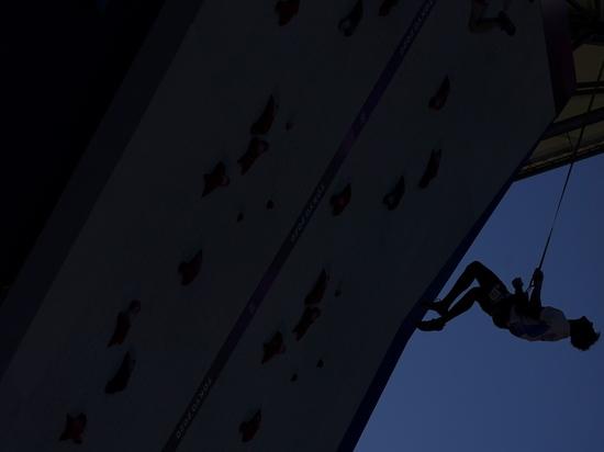 Российский скалолаз Рубцов не прошел квалификацию на ОИ