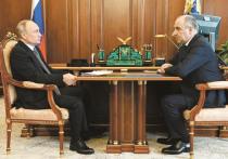 Владимир Путин начал серию встреч с идущими на выборы главами регионов