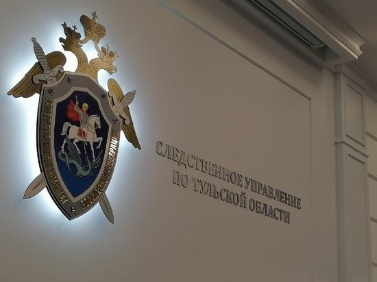 В Туле задержан подозреваемый в убийстве 42-летнего мужчины на Косой Горе