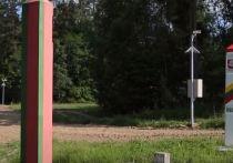 Литва сообщила о российских гражданах среди проникающих из Белоруссии нелегалов