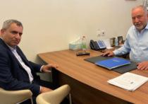 Министр финансов Либерман и министр строительства Элькин договорились