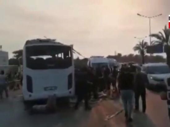 Пятеро россиян остаются в больницах после ДТП в Анталье
