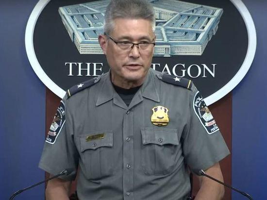 Расследование стрельбы у Пентагона поручили ФБР