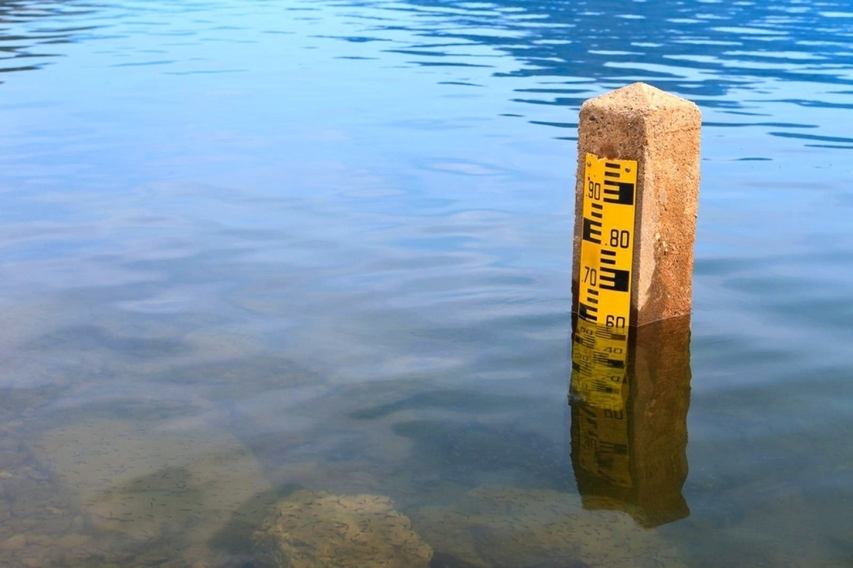 На северо-востоке Костромской области из-за жары понизился уровень воды в малых реках