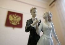 Астраханский Дворец бракосочетания временно останавливает прием граждан