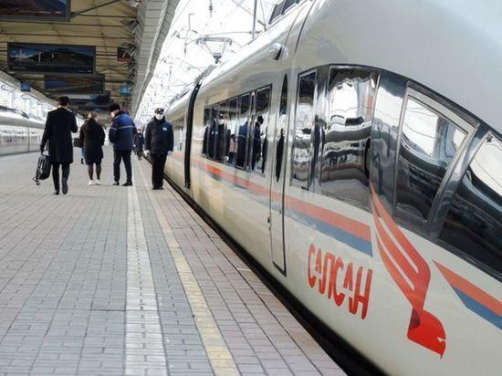 Собянин одобрил проект высокоскоростной железнодорожной магистрали Москва - Петербург