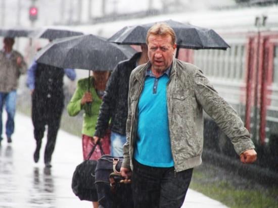 Синоптик предупредил жителей Центральной России о дождливом августе