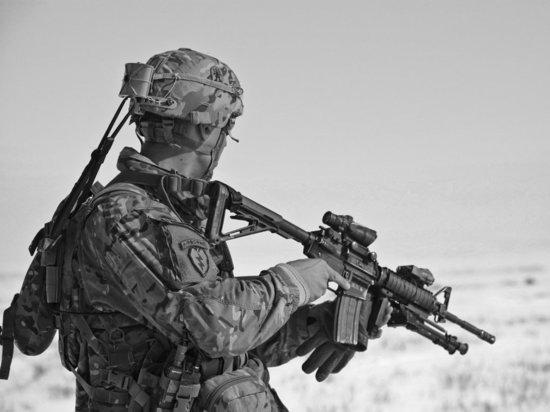 На афганской границе военные из России и Узбекистана провели учебные маневры