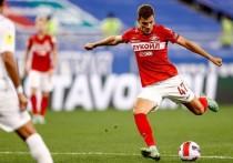 «Спартак» примет «Бенфику» в первом матче 3-го квалификационного раунда Лиги чемпионов