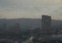 Красноярск переживает последствия неблагоприятных метеоусловий