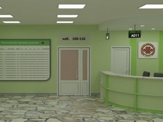 В 2021 году запланирован ремонт поликлиники Чебоксарской районной больницы
