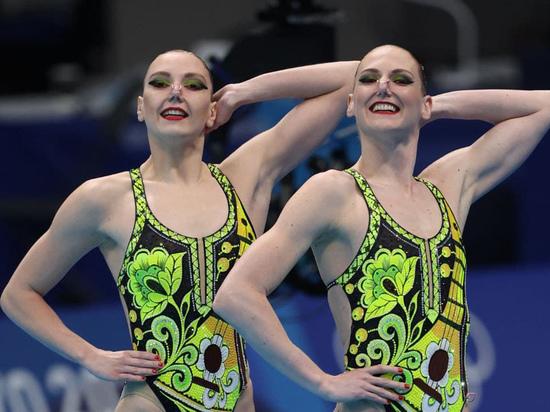 Синхронистки принесли России 14-е золото Олимпиады