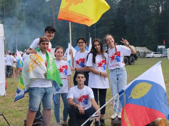 Студенты из Чувашии – участники Международного молодёжного лагеря «Бе-La-Русь-2021»