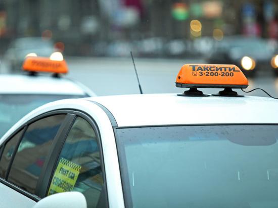 Петербургским таксистам разрешили работать в Ленобласти