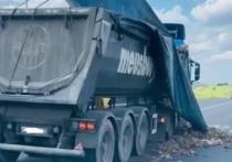 На трассе в Белгородском районе 4 августа произошел инцидент