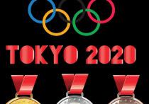 В Токио состоялась церемония награждения в соревнованиях дуэтов по синхронному плаванию