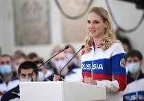 Синхронистка сборной России Светлана Ромашинастала первой в истории 6-кратной олимпийской чемпионкой по синхронному плаванию