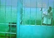 Отец и мать виновницы смертельного ДТП на улице Авиаторов, где погибли двое детей, Валерии Башкировой пришли в Мосгорсуд поддержать дочь во время рассмотрения жалобы на ее арест