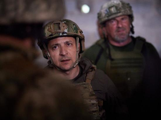 Глава ВСУ запретил Зеленскому и чиновникам посещать Донбасс: «Пиар не нужен»