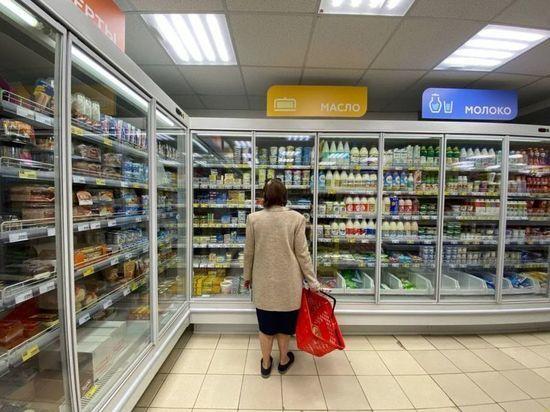 Доля свердловского молока в местных магазинах – от 85%, хлеба – от 80%, яиц – от 60%