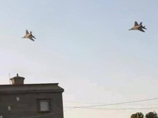 Российские ЧВК в Ливии показали «свою» авиацию