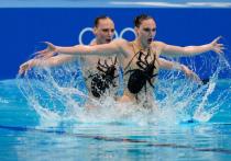 Светлана Ромашина и Светлана Колесниченко победили на Олимпийских играх в состязании дуэтов синхронисток
