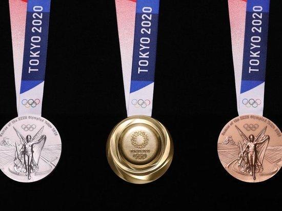 Сборная России опустилась на 6-е место медального зачета по итогам 4 августа