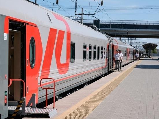 Между Волгоградом и Грозным снова пустят прямой поезд