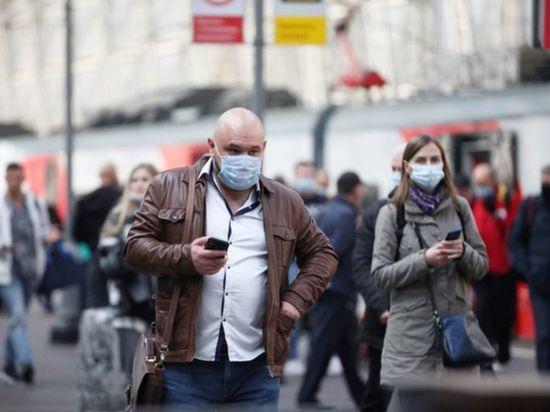 В ВОЗ заявили о снижении темпов распространения коронавируса в России