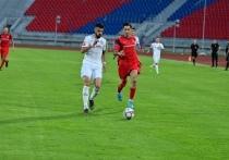 Красноярский ФК «Енисей» обыграл тольяттинский «Акрон»