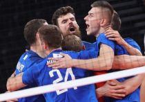 Волейболисты сборной России обыграли команду Бразилии вышли и вышли в финал олимпийского турнира в Токио