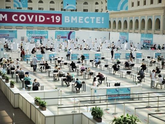 В России от коронавируса привились 37 миллионов человек