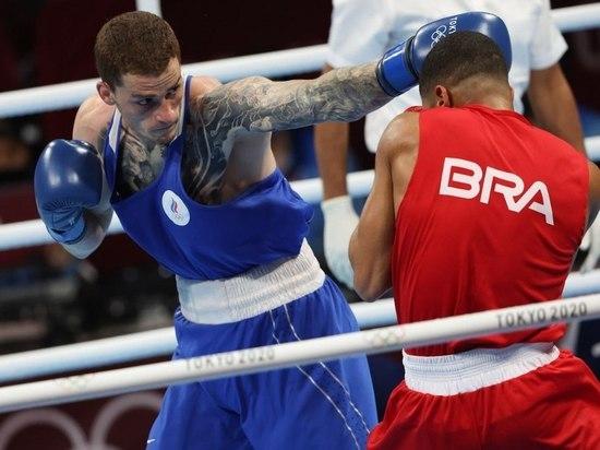 Боксёр из Кузбасса Глеб Бакши завоевал бронзу в полуфинале Олимпийских игр