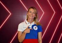 Легкоатлетка сборной России Анжелика Сидорова стала серебряным призером Олимпийских игр в прыжках с шестом