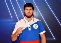Российский борец вольного стиля Заур Угуев стал олимпийским чемпионом в весе до 57 килограммов