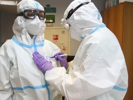 Роспотребнадзор разрешил врачам не носить противочумные костюмы в «красной зоне»