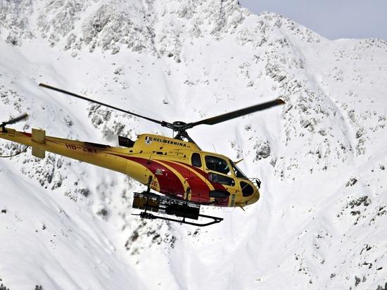 В Таджикистане разбился вертолет, летевший на помощь московским туристам