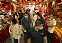 В китайском городе Ухань, эпицентре пандемии коронавируса, где вроде бы не наблюдалось в последнее время новых вспышек, — очередные заражения