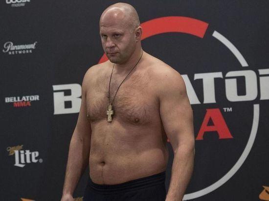 Стал известен соперник Федора Емельяненко на турнире Bellator в Москве