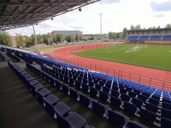 Псковский стадион «Машиностроитель» откроют 1 сентября