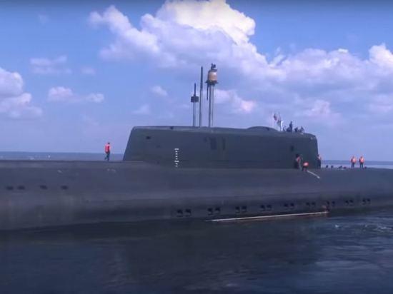 В России опровергли информацию о потере хода подлодкой «Орел»