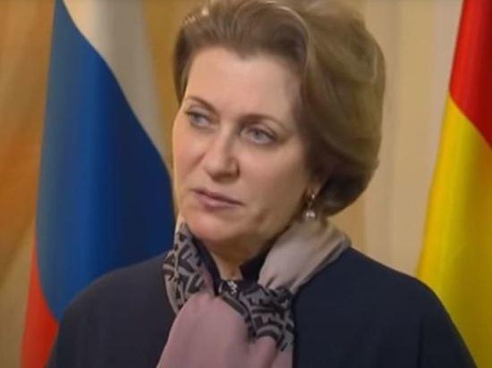 Попова заявила о необязательности вакцинации студентов