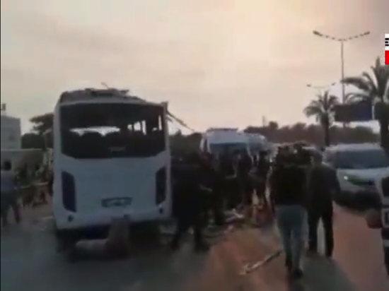 Четверо россиян остаются в больнице после ДТП в Анталье