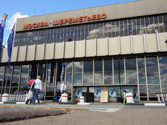 Ребенок получил травму в лифте аэропорта Шереметьево