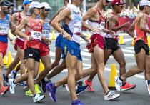 Польский ходок Давид Томала выиграл соревнования в спортивной ходьбе на 50 километров