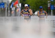 Российская спортсменка Эльвира Хасанова стала 16-й в олимпийском соревновании по спортивной ходьбе на дистанции 20 км среди женщин, показав результат 1:31:58
